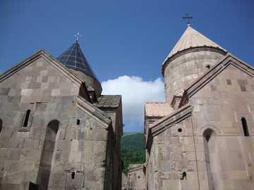 Armenia - Monasteries - Medieval monastery complex in Armenia