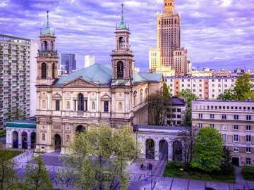 Warschau - Unsere Hauptstadt ist wunderschön