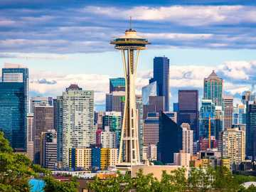Seattle Estados Unidos Down Town - Seattle Estados Unidos Down Town