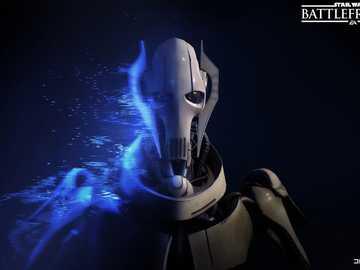 Gwiezdne wojny Battlefront 2 - zdjęcie generała Grievousa