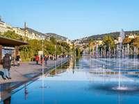 Piekne miasto-Nicea - Piękne miasto francuskie-Nicea