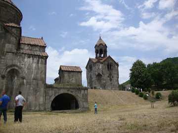 Armenia - zespół średniowiecznych klasztorów - Armenia - zespół monastyrów VII - XII wiek