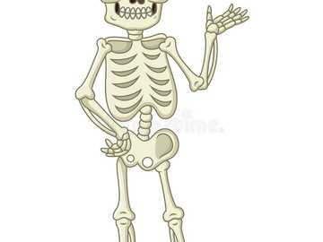 Ossicino - OSSICINO is a DANCER SKELETON