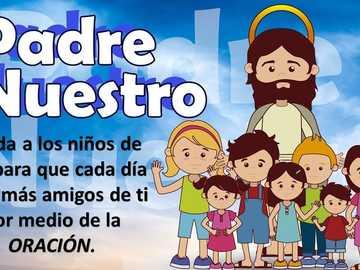 TATĂL NOSTRU - Cu rugăciunea Tatălui nostru îi mulțumim lui Dumnezeu pentru tot.