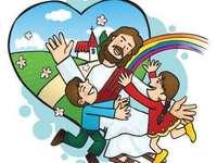 przyjaciel Jezus