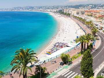Spiagge meravigliose a Cann-France - Spiagge meravigliose a Cann-France