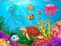 I botten av havet