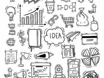 Idee in der Entwicklung - Ideen zur Schaffung von Unternehmertum