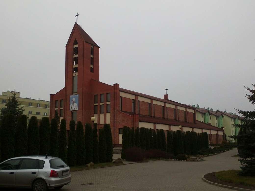 Parish Church - Parish Church. Church The Holy Spirit to which my kindergarten belongs. The parish church to which our kindergarten belongs (10×8)