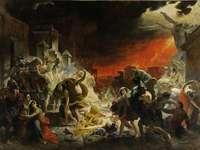 Ostatni dzień Pompei