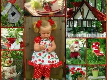 Beautiful pictures - Beautiful red and white images