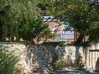 L'île de Thassos - Monastère sacré De l'archange Michel