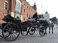 Taxi de Varsovia