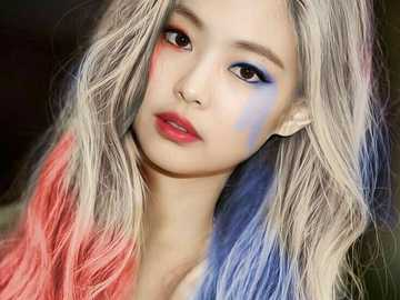 super Jennie - Jennie z grupy blackpink
