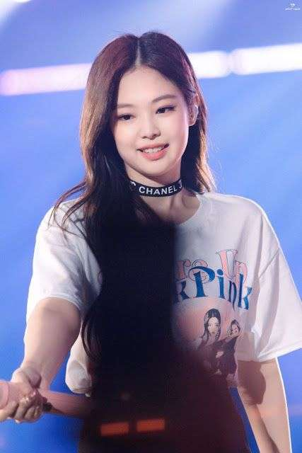 kin jennie - the blackpink concert