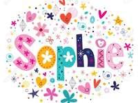 Sophie puzzle