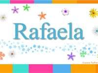Puzzle Rafaela