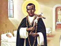 San Martin de Porres - Imitate Saint Martin in his love for God