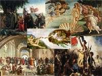 Impostazione del mondo moderno - Importanti cambiamenti si sono verificati nella mentalità degli europei.