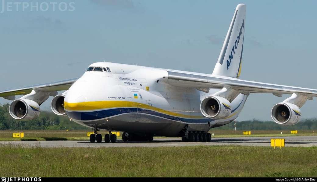 Antonov AN124