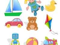 Des jouets magiques pour développer mon imagination