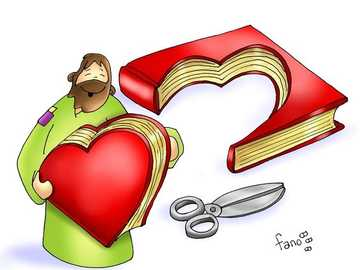Heart of Jesus_5_6 year olds - Materials for catechesis: Sacred Heart of Jesus.