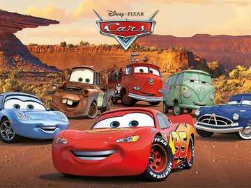Autos - brüllende Motoren - Rätsel um die Animationsfilmautos