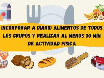 GUIA ALIMENTARIA - mmensaje de la guia alimentaria argentina