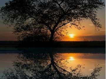 tajemné, noc, tma, západ slunce - tajemné, noc, tma, západ slunce