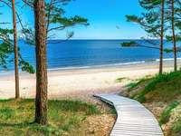 par la mer - paysage de mer vacances d'été
