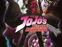 Jojo bizarr kalandja: Jotaro