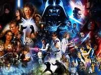 πόλεμος των άστρων - ένα παζλ για διασκέδαση με την οικογένεια και τους φίλ�