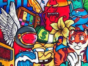 VEXX- DOODLE A PAGINA COMPLETA - Questo è un doodle fatto da Vexx. Spero vi divertiate!