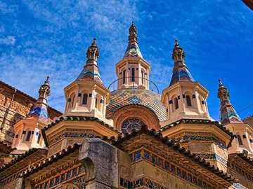 Iglesia de Santa Roma - Piękne kościoły na świecie