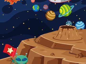 Συγχαρητήρια, JA SOM ASTRONAUTES  - This puzzle of the astronauts is of level 12 and 12 fish.
