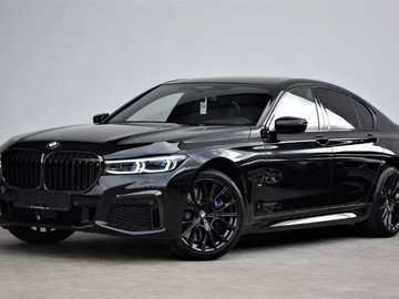 Bmw 7 Czarne - Bmw 7 Czarne 2020 Black