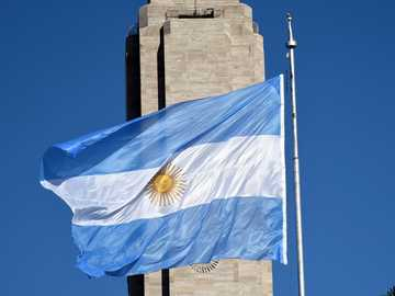 Argentina Flag Monument - Monument to the flag of the city of Rosario