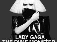 The_Fame_Monster_Lady_Gaga - Cover van het Lady Gaga's album The Fame Monster