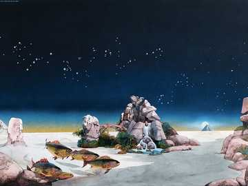 TALES FROM THE TOPOGRAPHIC OCEANS - Tales from the topographic oceana cover