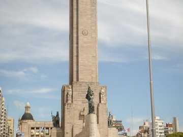 Pomnik flagi - Pomnik flagi Rosario