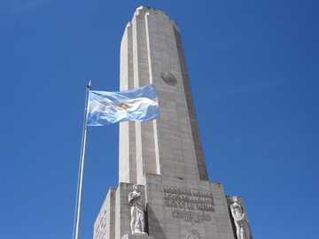 Monumento del Rosario x 12 - Monumento al rosario x 12 pezzi