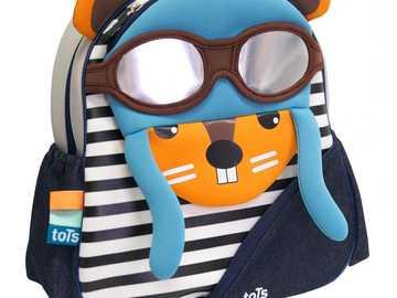 Backpacking holidays - Preschooler's summer backpack