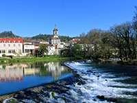 Rio Vez nasce na Serra da Peneda / Soajo