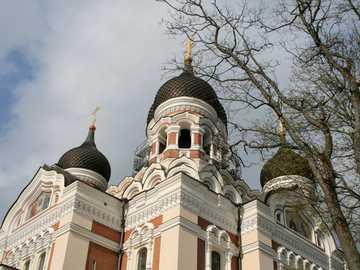 Crimean church - Trail of the Crimean churches