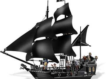 Black Pearl - this is a good game for kids