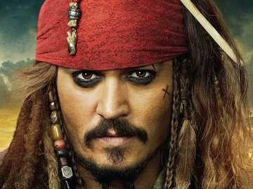 Jack Sparrow - Das ist meine Lieblingshauptfigur