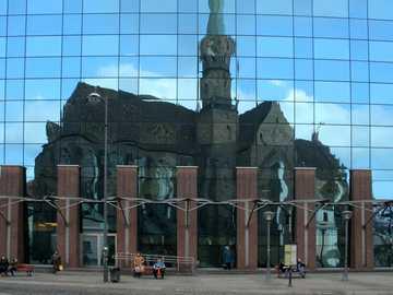 Wroclaw center - Κέντρο Wroclaw