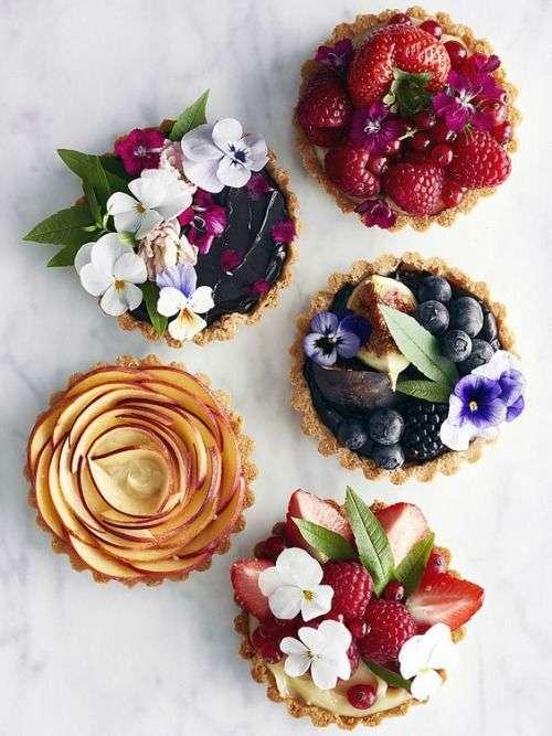 Плодови тарталетки - Плодови тарталетки - yum yum (11×15)