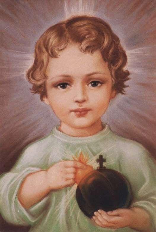 БОЖЕСТВЕН ДЕТСКИ ИСУС - БОЖЕСТВО ИЗВЪРШЕН ДЕТСКИ ИСУС (6×9)