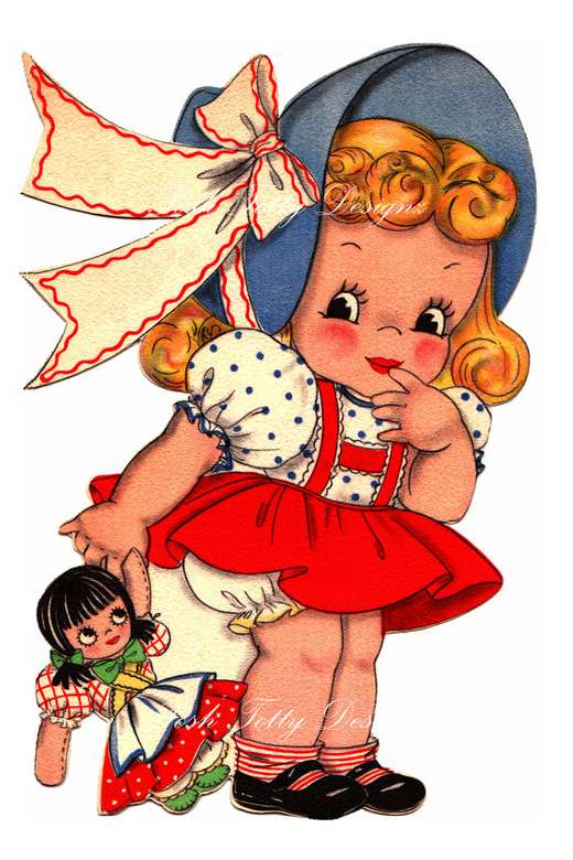 Кукита, флиртът - Baby Cuquita, флиртът (6×9)